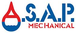 ASAP Mechanical | Residential and commercial Plumbing Services Logo